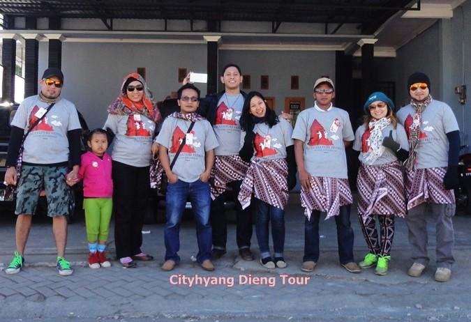 Open Trip Festival Dieng Culture 2018