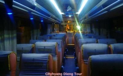 Sewa Bus Pariwisata Wonosobo Dieng