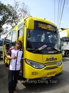 Sewa Bus Pariwisata Wosnosobo Dieng
