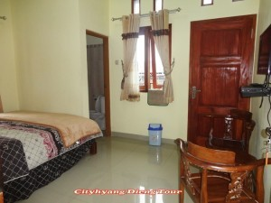 Penginapan Di Dieng Homestay Villa Dan Hotel