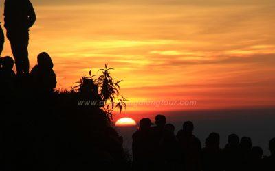 Panorama Bukit Sikunir