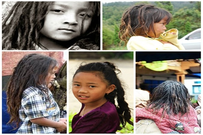Cerita Anak Rambut Gimbal Dieng