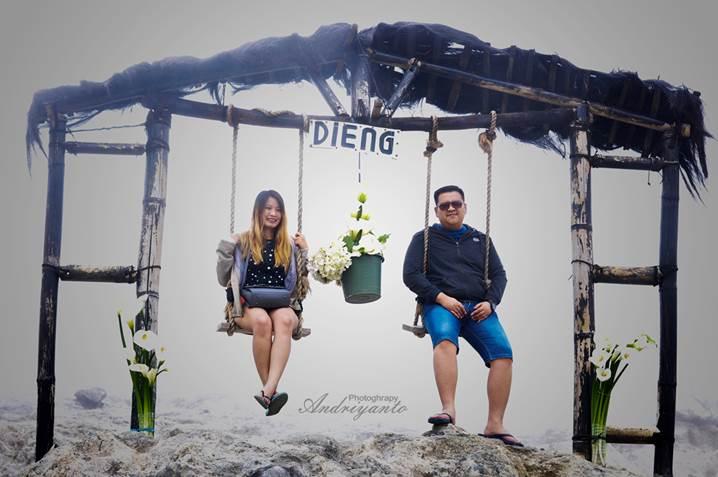 Pemandu Wisata Dieng – Tour Guide Gunung Dieng